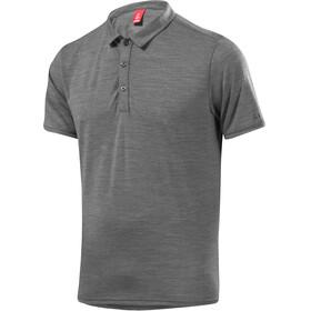 Löffler Merino Kortærmet T-shirt Herrer grå
